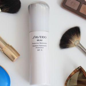 Brand new Shiseido Ibuki Protective Moisturizer